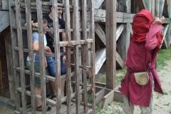 Тюремная клеть