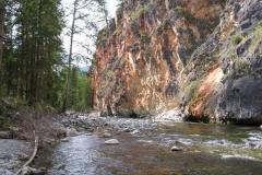 6. Урик,конец первого каньона